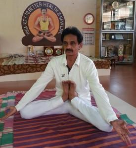 Yogarathna Sri Gopalakrishna Delampady