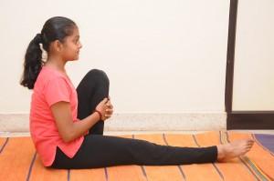 Leg Folding Exercise